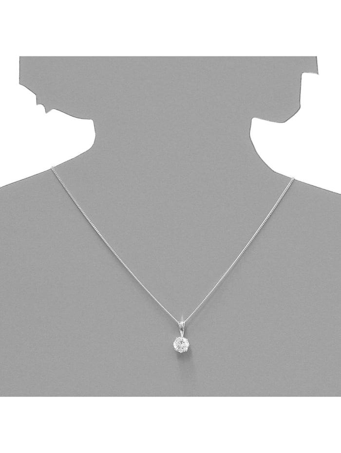 Anhänger - Iona - Silber 925/000 - Zirkonia