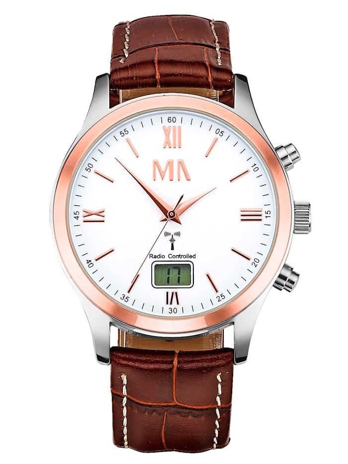 Meister Anker Pánské hodinky, Hnědá