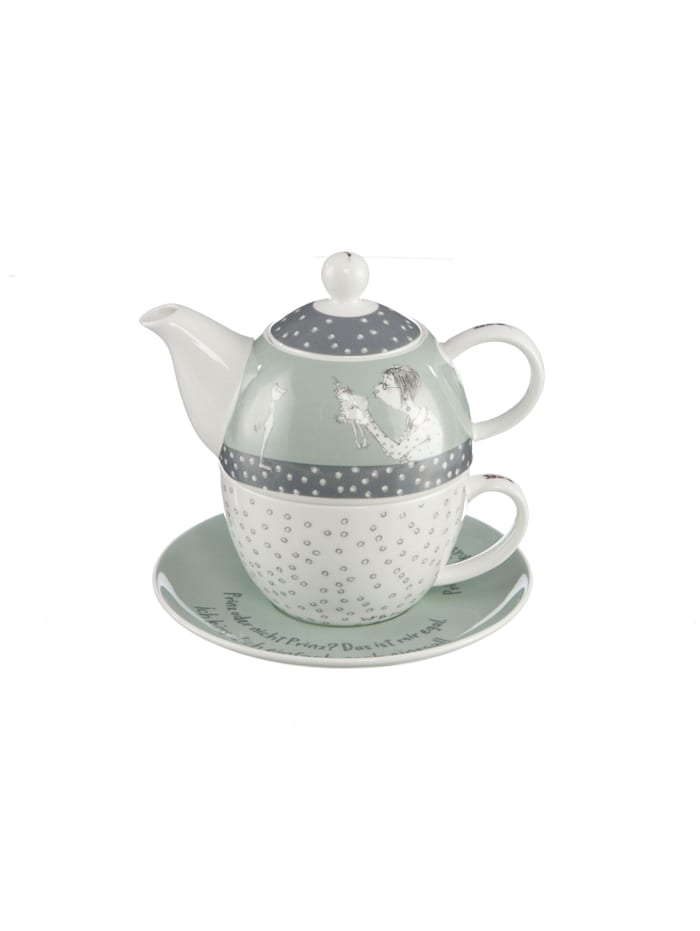 Goebel Tea for One Barbara Freundlieb - Prinz oder nicht