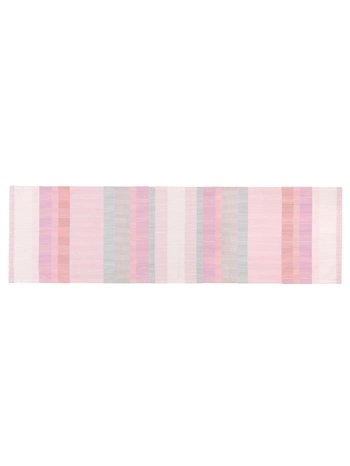 Esprit Tischläufer 'Makon', Pink