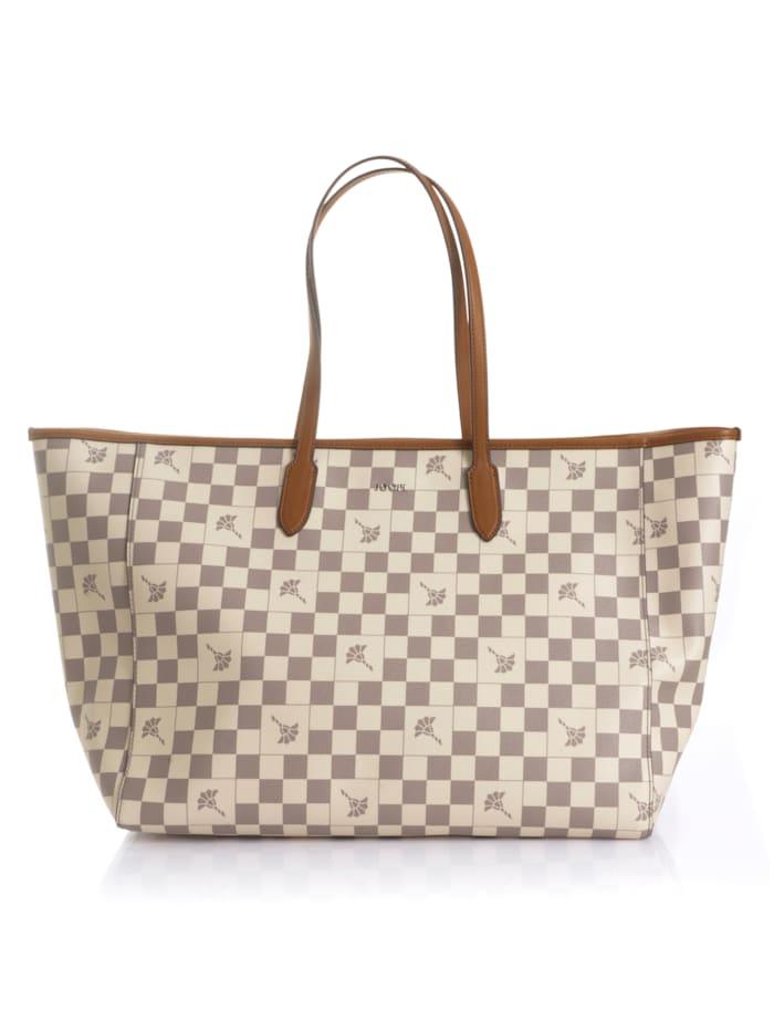 JOOP! Shopper mit aufregendem Muster 2-teilig, Grau