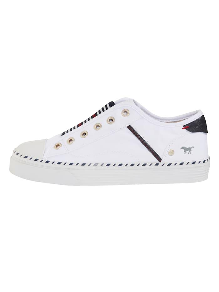 Sneaker zum Reinschlüpfen