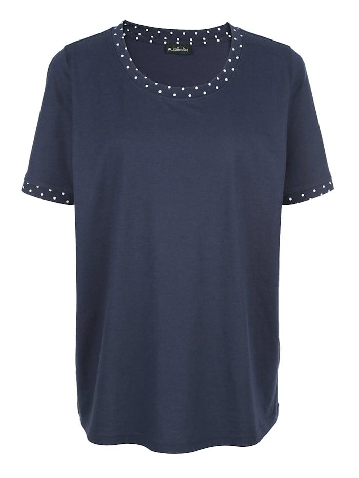T-shirt de coupe droite