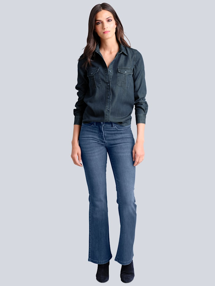 Jeans -Bootcut-