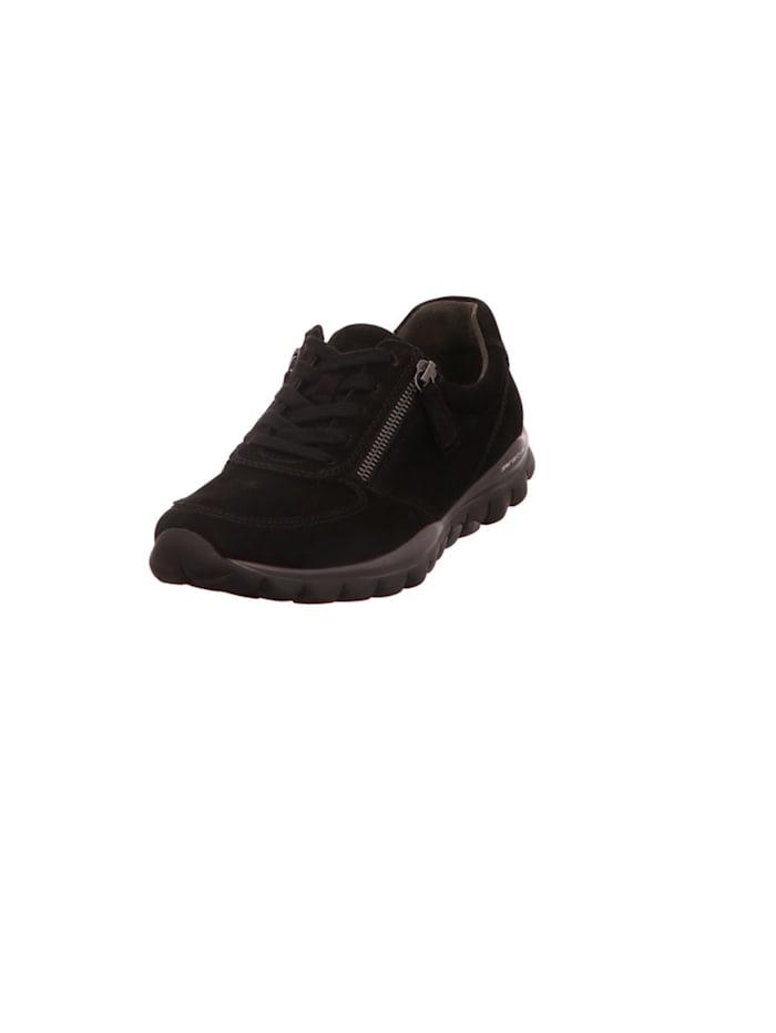Gabor Schnürschuhe, schwarz