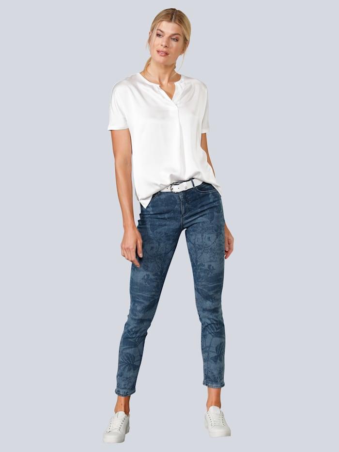 Jeans 'Shakira' aus super stretch Denim