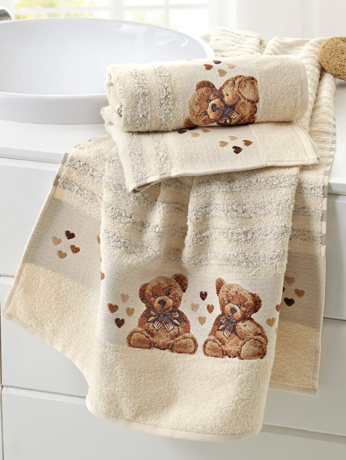 Handdoeken Teddy