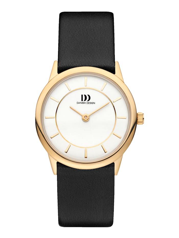 Danish Design Damenuhr 3320194, Schwarz