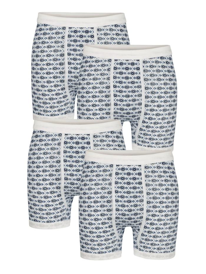 Panties, Blanc