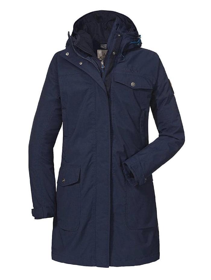 Schöffel Jacke 3in1 Jacket Storm Range L