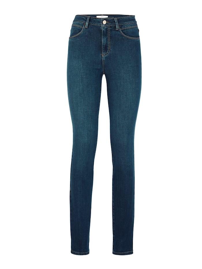 BRAX Jeans 'Shakira' in femininer Silhouette, Blue stone