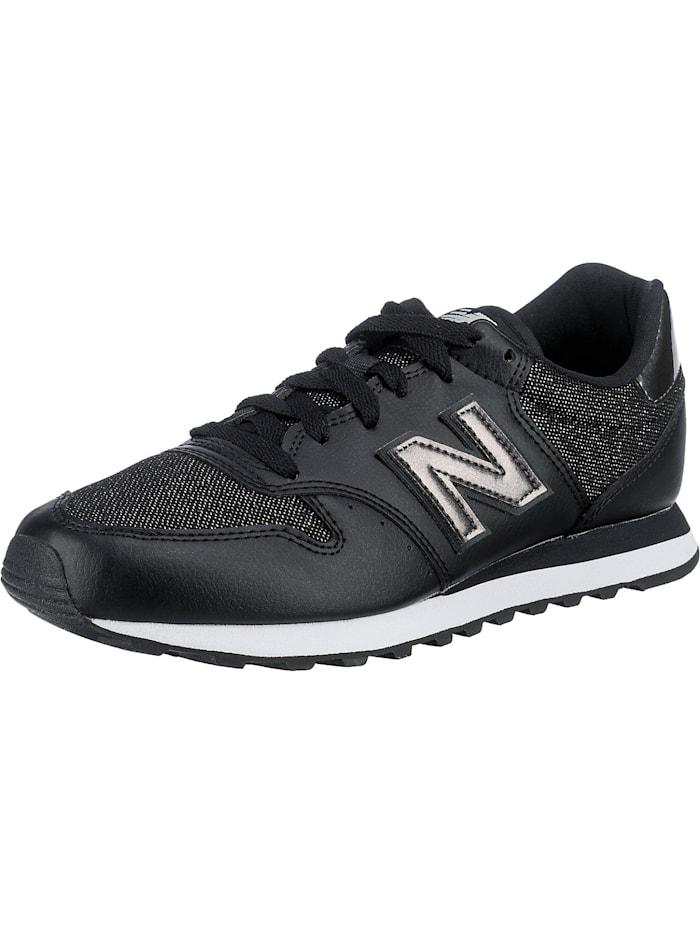 New Balance 500 Sneakers Low, schwarz