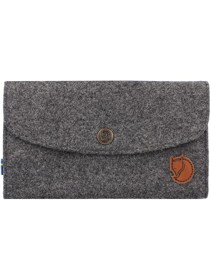 Fjällräven Norrvage Travel Wallet Geldbörse 19 cm, grey