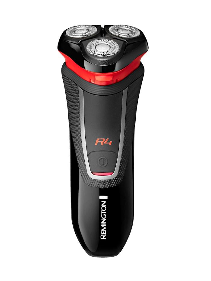 Remington Rasoir électrique 3 têtes REMINGTON R4000, Noir/rouge