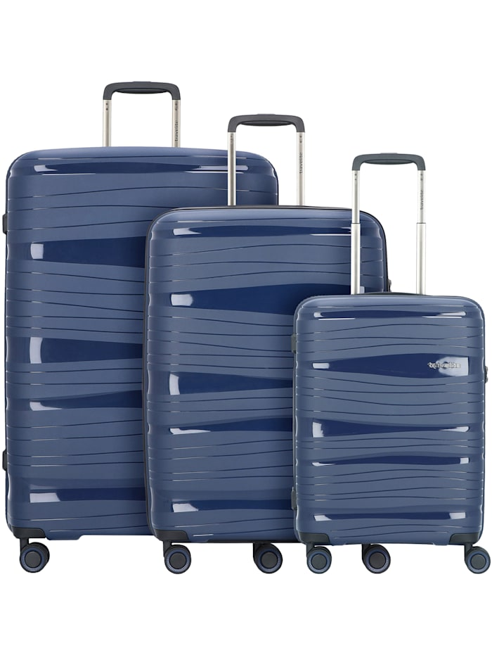 Motion 4-Rollen Kofferset 3tlg. 3-teilig