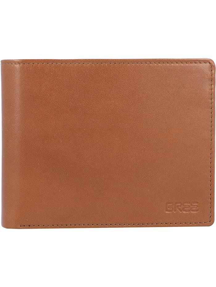 Bree Oxford 112 Geldbörse Leder 12 cm, arganoil