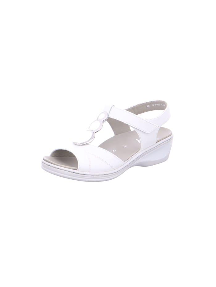Ara Sandalen/Sandaletten, weiß