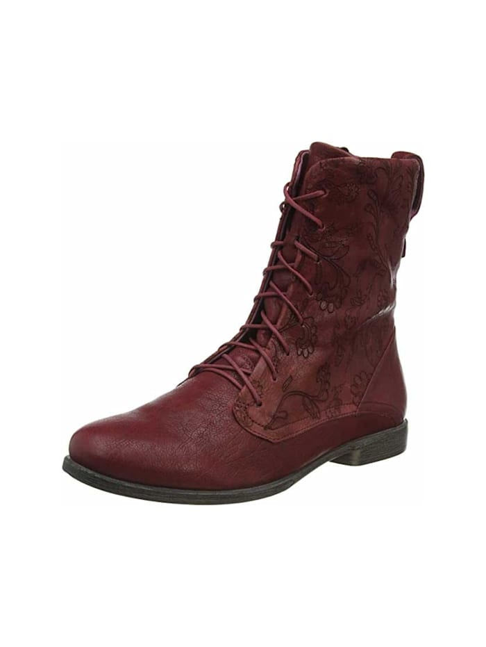 Think! Stiefelette, rot