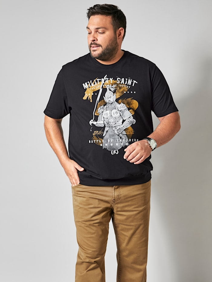 T-skjorte med spesialsnitt