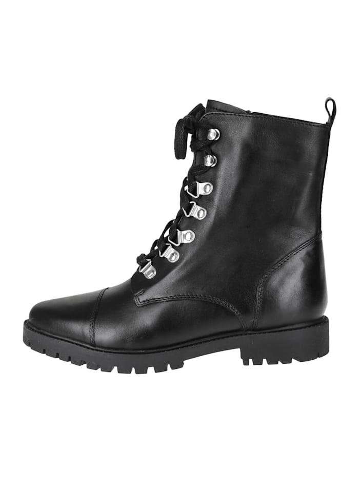 Schnürstiefelette Schnür-Boots