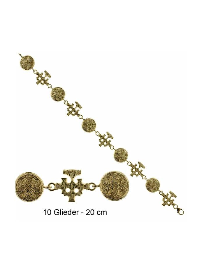 Armband - Hiddensee - Silber 925/000, vergoldet - ohne Stein