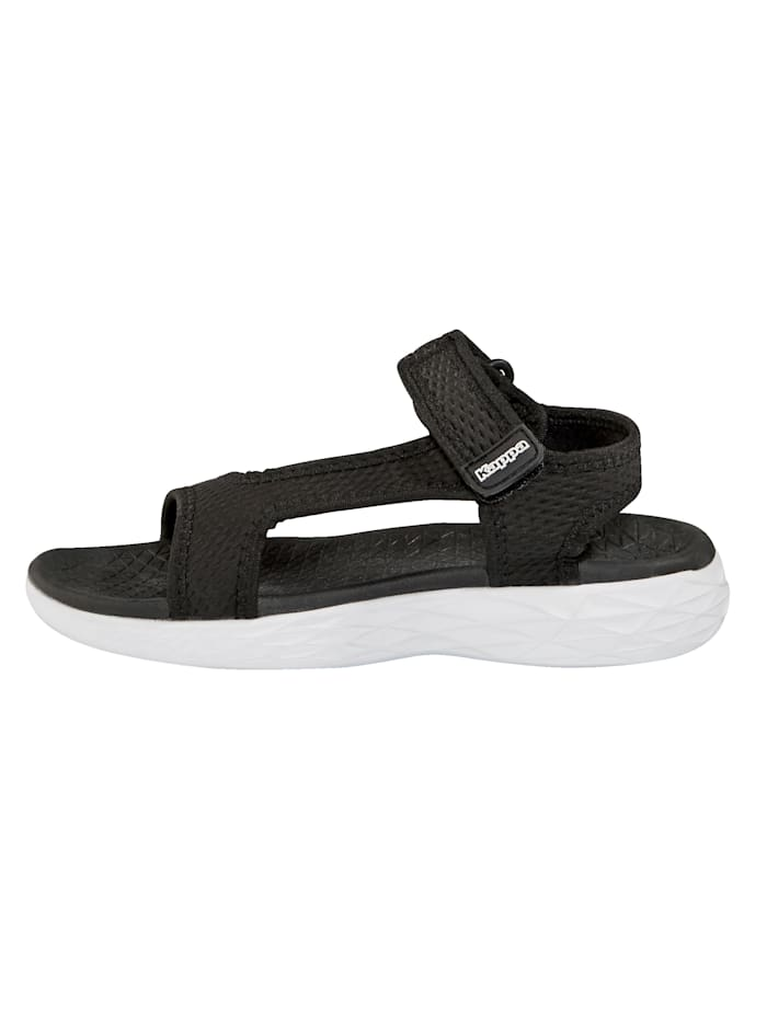 Sandaler i trekking-look