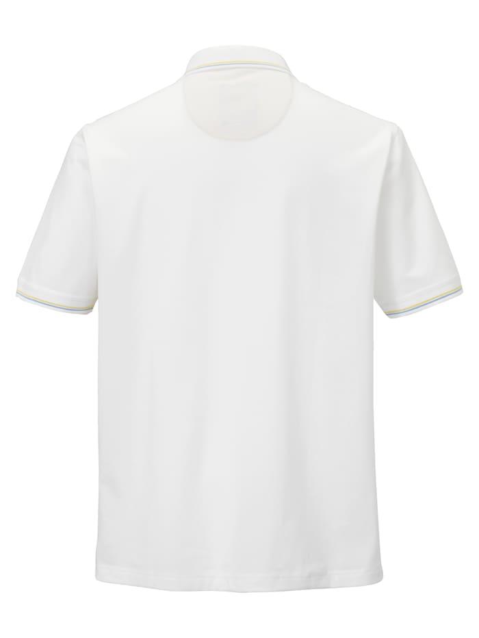 Poloshirt Strijkvrij, ademend, huidvriendelijk, geschikt voor de droger