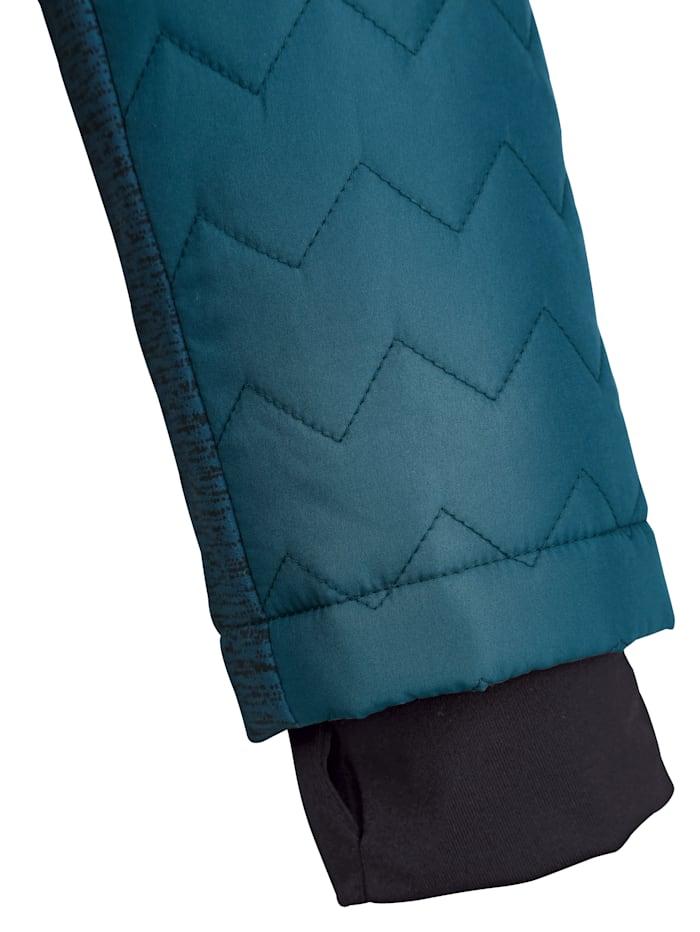 Jacke aus wasserabweisendem & winddichtem Softshellmaterial