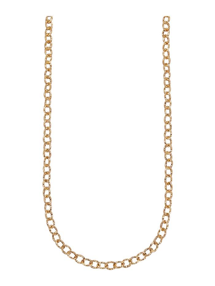 Diemer Gold Halsband, Guldfärgad