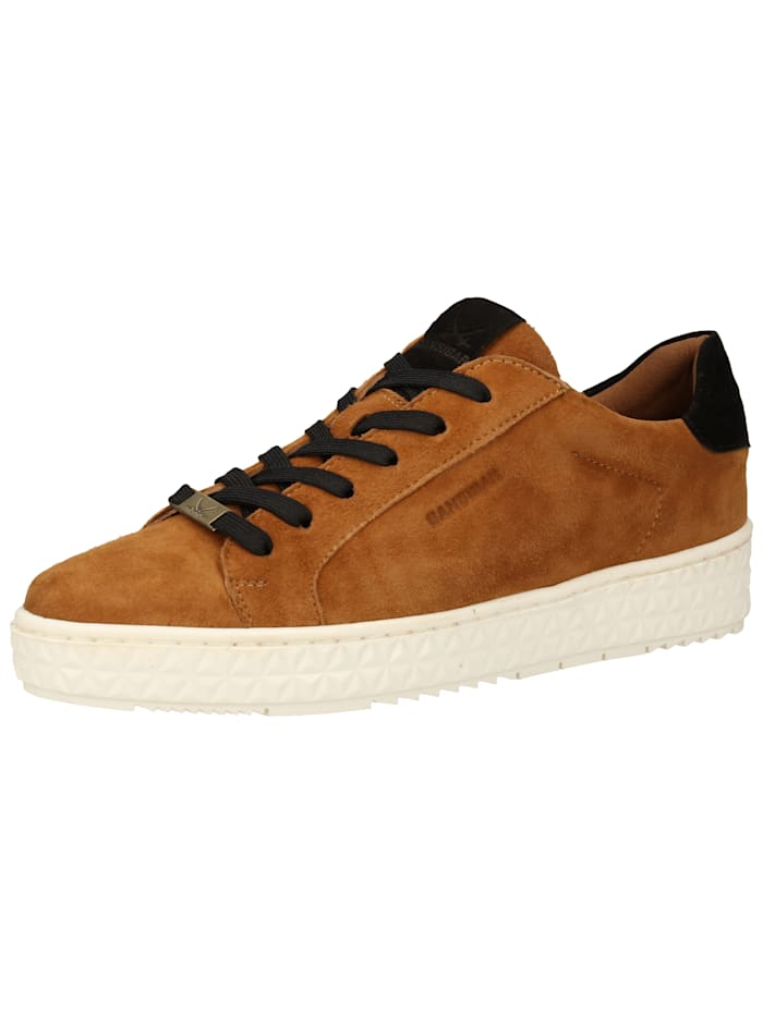 Sansibar Sansibar Sneaker, Mittelbraun