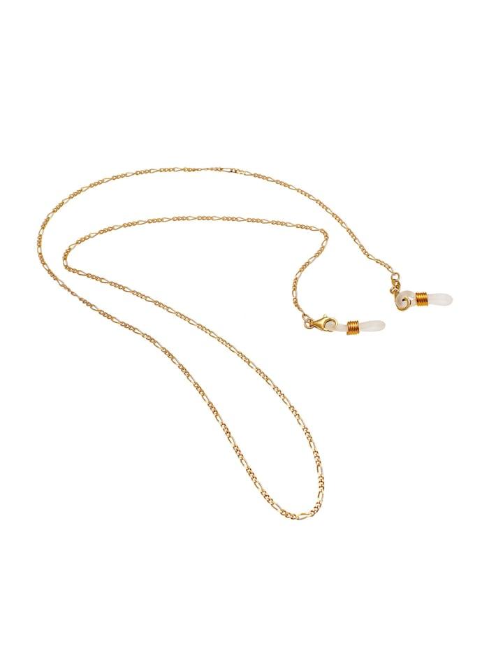 Schmuckzubehör Brillenkette Figaro Eyewear Chain 925 Silber