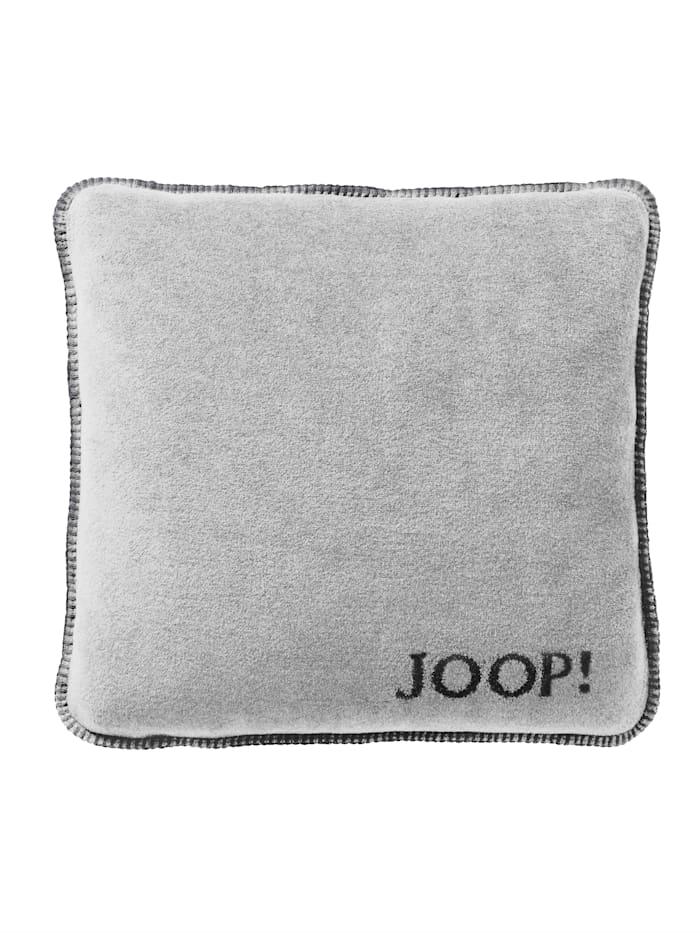 JOOP! Kussenhoes, asgrijs/antraciet