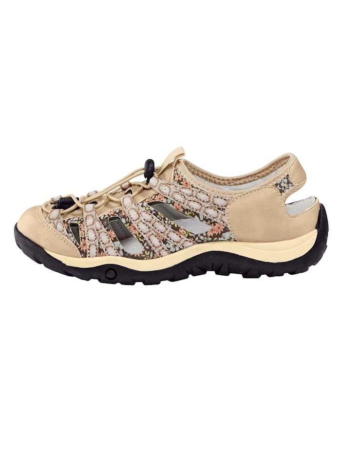 Chaussures basses de style randonnée