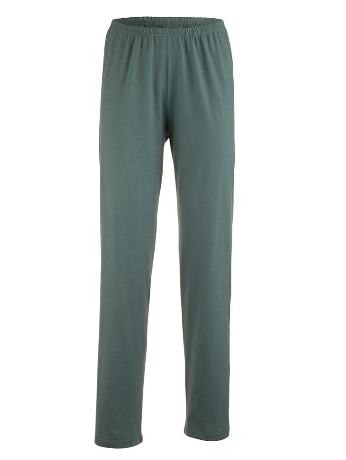 Pyjama met doorknoopsluiting