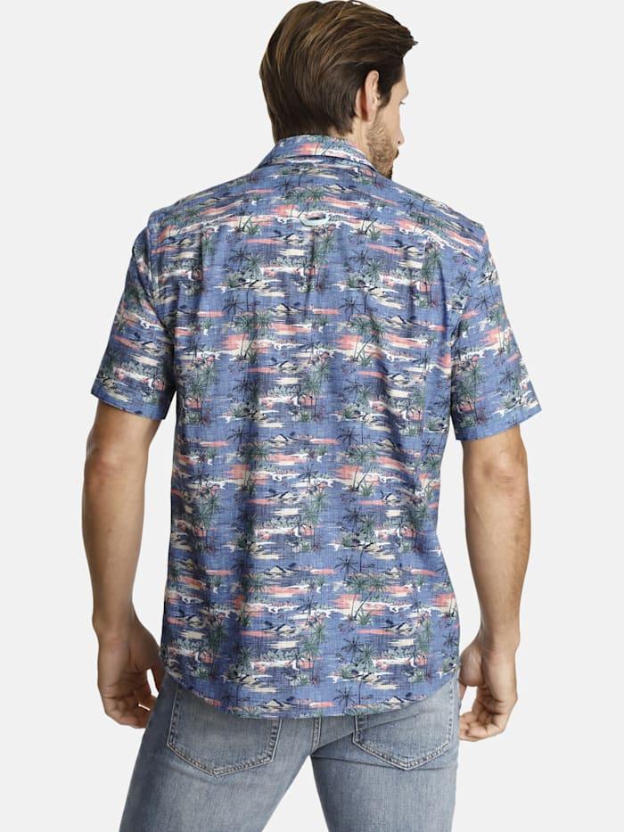 Shirtmaster Kurzarmhemd attheoasis