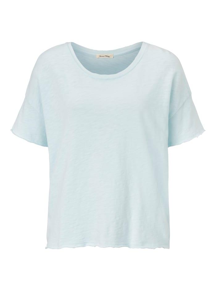 American Vintage Shirt, Blau