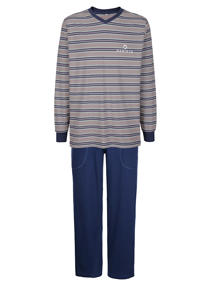 BABISTA Schlafanzug, Marineblau