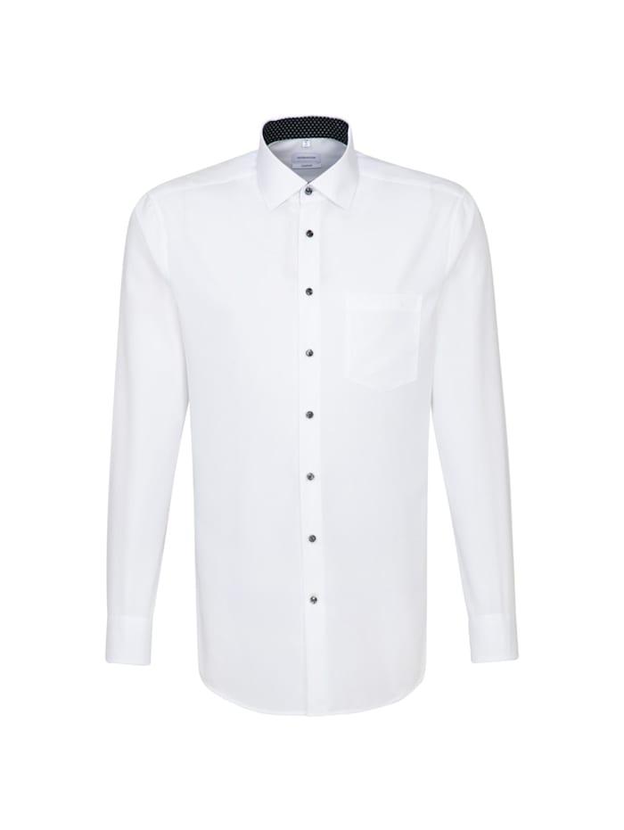 Seidensticker Business Hemd ' Comfort ', weiß (0001)