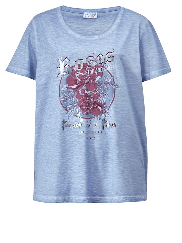 Shirt mit floralem Motiv