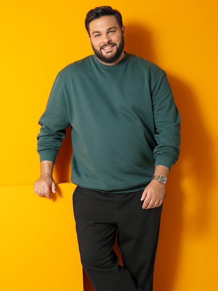 Sweatshirt av bomull