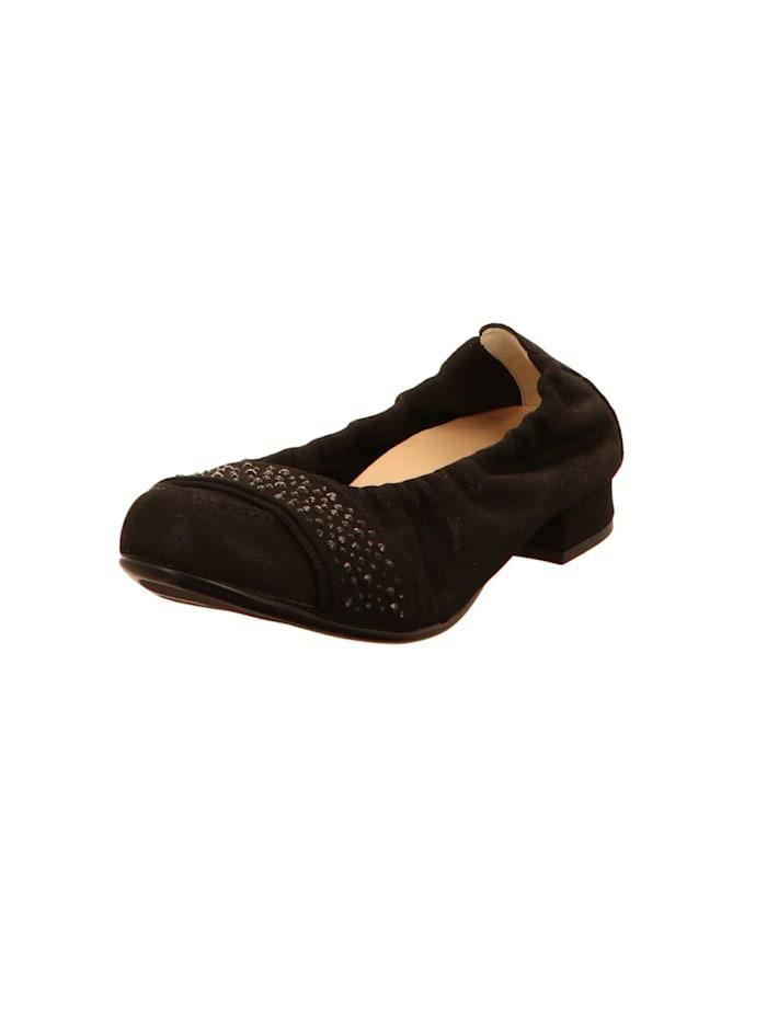 Hassia Ballerinas, schwarz
