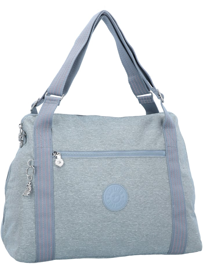 Kipling Peppery Little Pumpkin Wickeltasche 44 cm, cool denim