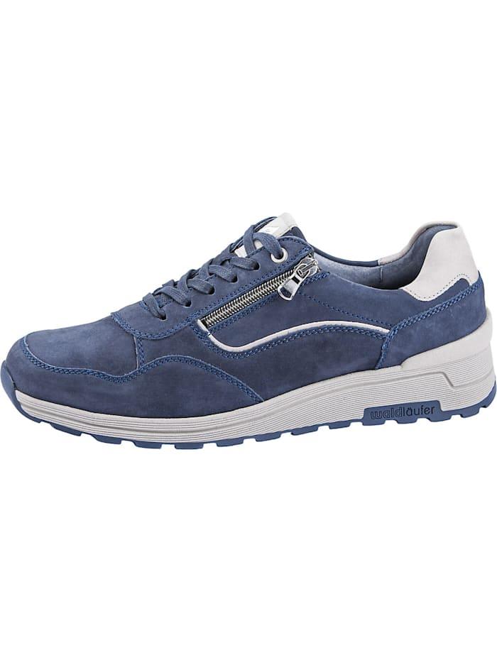 Waldläufer H-etienne Sneakers Low, dunkelblau