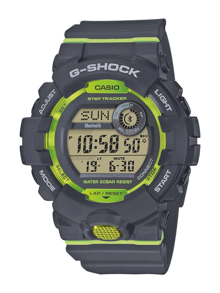 Casio Herrenuhr-Chronograph GBD-800-8ER, Grau