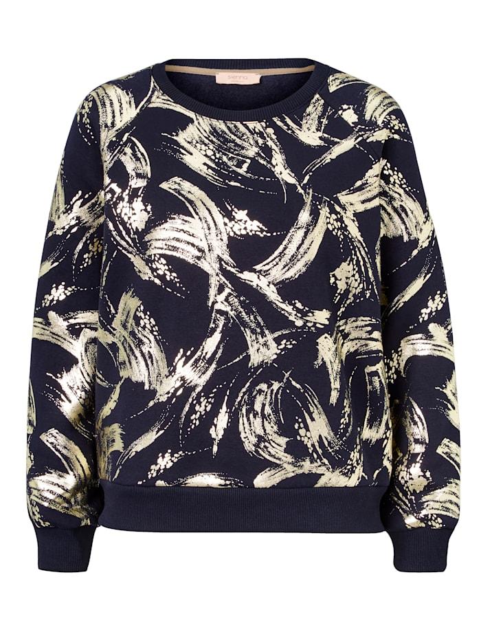 SIENNA Sweatshirt, Blau