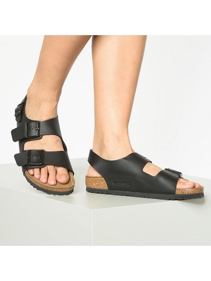 Milano Bs Komfort-Sandalen schmal