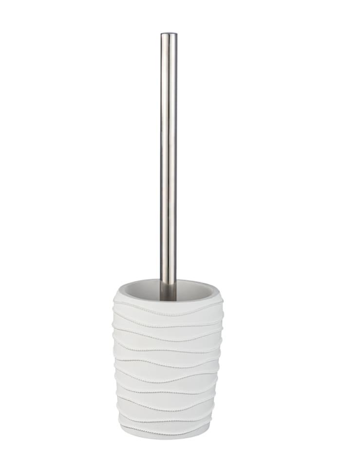 Wenko WC-Garnitur Corda, Weiß