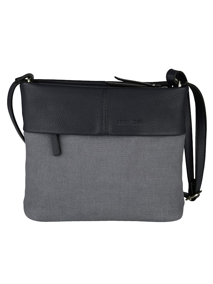Shoulder bag in a versatile design
