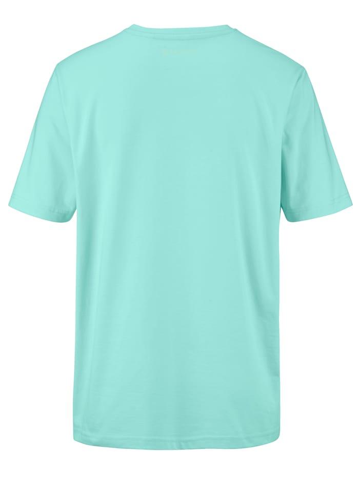 T-shirt med bröstficka