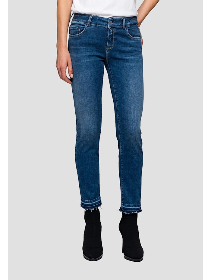 REPLAY Jeans Faaby, medium blue